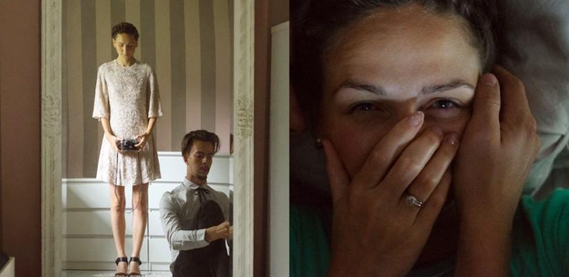 Ce se întâmplă atunci când un fotograf își surprinde în poze propria nuntă (FOTO)