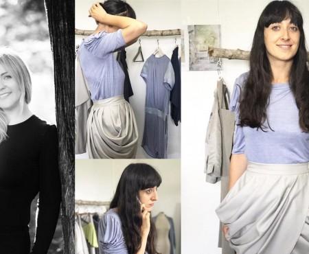 """Fashion designerul Olesea Ioniță enumeră 5 principii ale vestimentației care """"scade"""" din kilograme"""