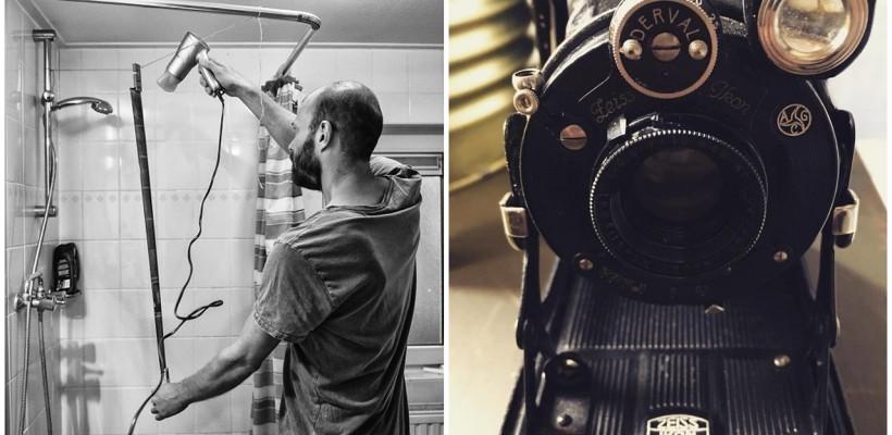 A cumpărat un aparat foto produs în 1929 și a descoperit câteva fotografii uimitoare