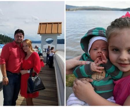 Un cuplu de moldoveni a rămas fără copii în SUA. Soții sunt acuzați de abuz asupra nou-născutului lor