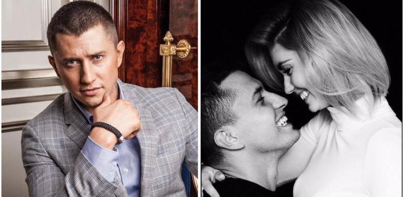 """Are doi copii și este căsătorit. Da, Pavel Prilucinîi, frumosul actor din serialul """"Major"""""""