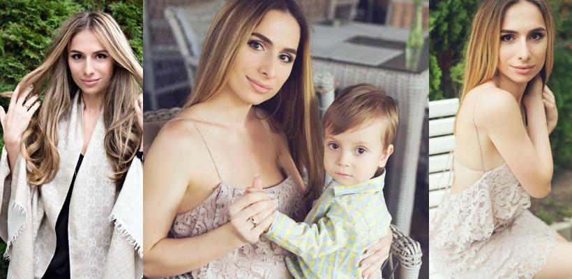 """Rodica Rusu Eșanu, despre maternitate, blogging și cariera în TV: """"Prioritatea mea Nr.1 este familia și așa va fi mereu!"""""""