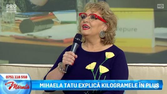 """Mihaela Tatu despre noul iubit: """"El este motivul pentru care arăt așa!"""""""