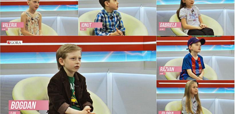 """Emisiunea """"Coliba Anei"""". Răzvan de 6 ani: """"Nu regret nimic""""! Matei de 5 ani: """"Regret că am comis greșeli"""" (Video)"""