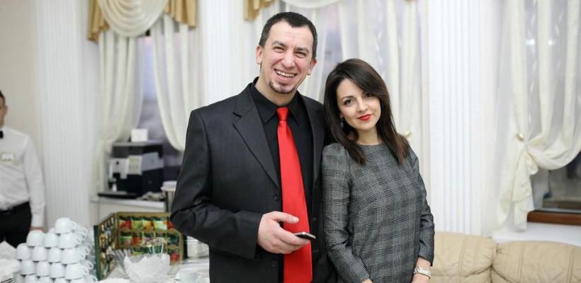 Chef Marian Danu a devenit din nou tătic! Care e sexul bebelușului
