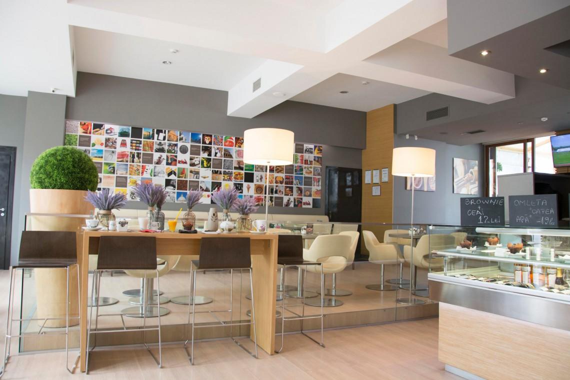 Simona Halep și-a deschis o cafenea care îi poartă inițialele. Iată unde o găsești