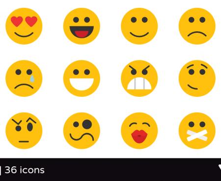 Evită emoticoanele- simbolurile grafice pentru diferite emoții, în corespondența de serviciu