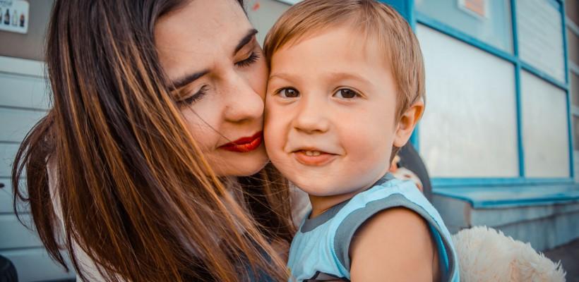 Cum e să fii graviduță și mămică vegetariană? Află experiența Irinei Ghiliova, însărcinată cu al doilea copil