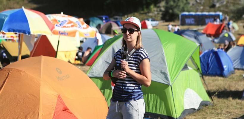 Family, Friends, Youth! Află detalii despre cele 3 zone de camping de la Gustar 2017