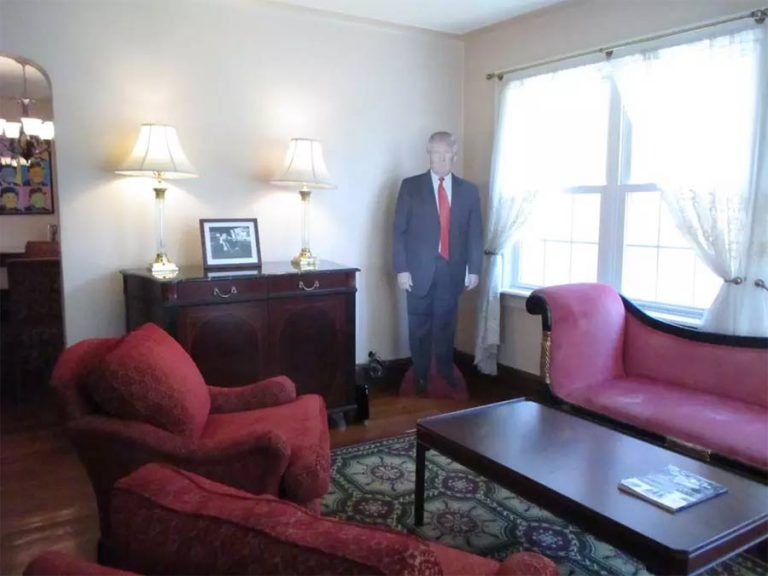 Trump casa