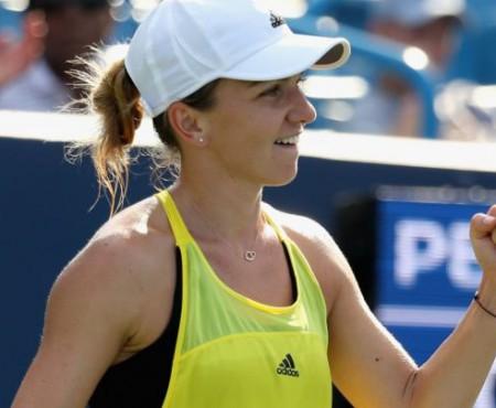 Simona Halep – învinsă la Cincinnati, dar inclusă din nou pe lista Forbes în TOP 10 cele mai bine plătite atlete din lume