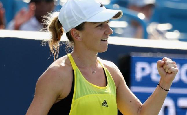 Tenismena Simona Halep a ajuns numărul unu mondial
