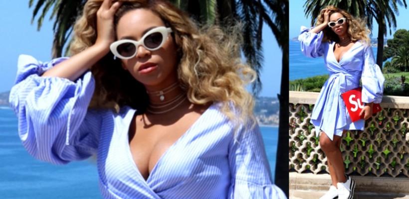 E și mai seducătoare acum! Beyoncé își afișează cu mândrie formele post-partum