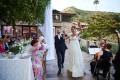 O petrecere cu mult fast în Italia! Cum a arătat nunta de vis a modelului Bianca Balti (Foto)
