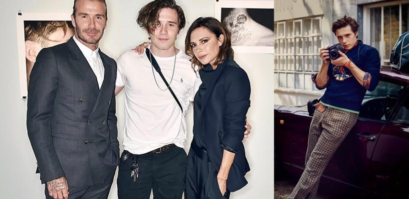 Cuplul Beckham, în culmea emoțiilor. Fiul mai mare pleacă de acasă pentru o facultate în SUA