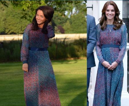 O adoră pe Kate Middleton și îi copiază stilul…la un cost care nu pișcă