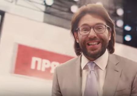 Andrei Malahov revine pe micile ecrane din 28 august! Ce emisiune va prezenta