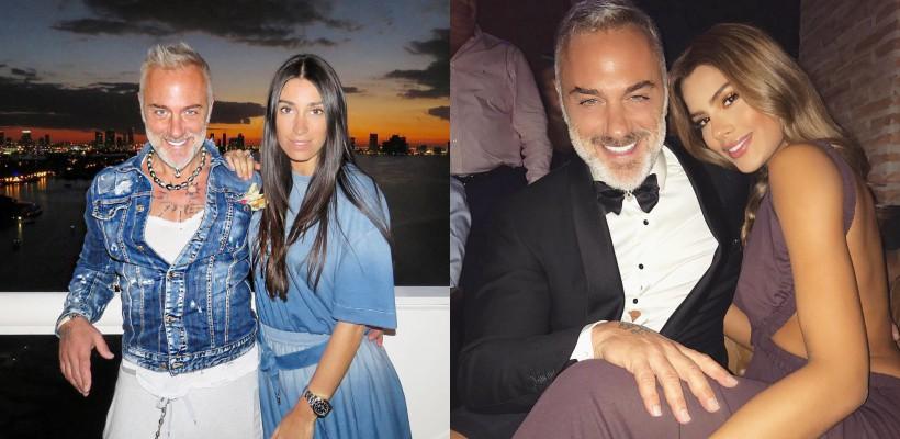 S-a despărțit pe bune de iubita sa! Gianluca Vacchi pozează tot mai des în brațele unei columbience