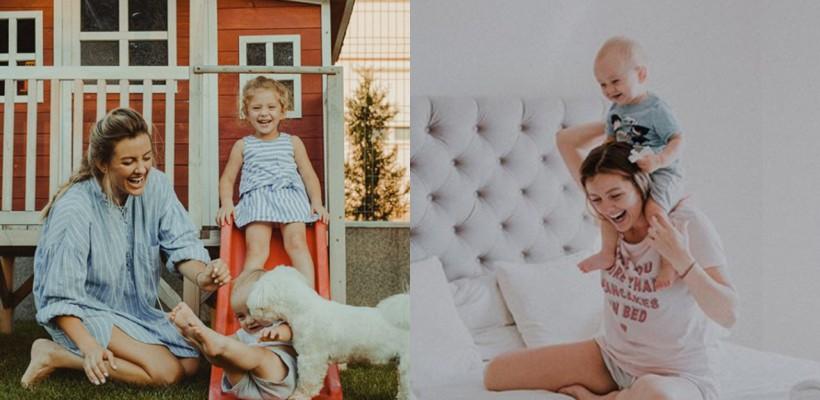 Ana Ciorici, de un an, mămică la pătrat! Ce mesaj emoționant i-a dedicat fiului său, Teo