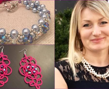 Lilia Țulea: soție de ambasador și designer al propriilor bijuterii (Foto)