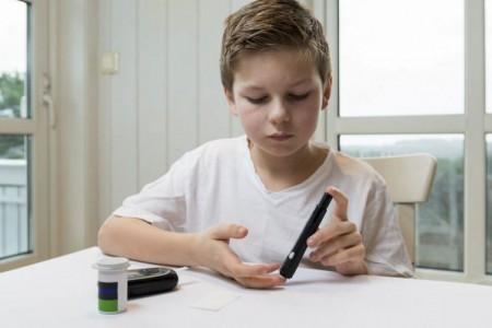 diabet copii