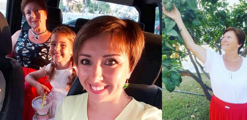 """Vloggerița Victoria Tunç și-a văzut mama în Cipru: """"A fost cea mai frumoasă lună din viața noastră"""""""