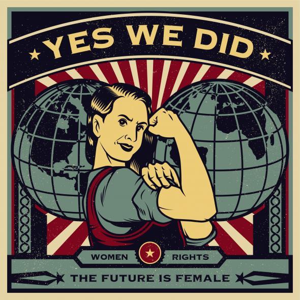 femei comunism
