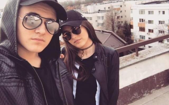 """Fiica Andreei Esca și băiatul """"adoptiv"""" a lui Alex Velea au împlinit un an de relație! Trăiesc o frumoasă poveste de dragoste"""