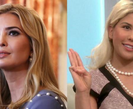 O femeie și-a făcut 13 operații estetice într-un an pentru a semăna cu Ivanka Trump (Foto)
