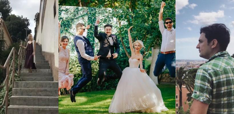 După o nuntă ca-n povești, Gloria Gorceag și Vitalie Catană au plecat în luna de miere! Ce destinație au ales (Foto)