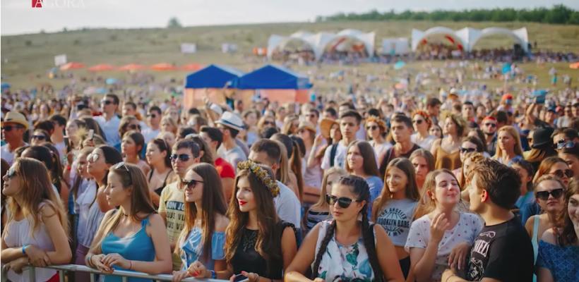 """""""Gustar"""" a adunat mii de vizitatori. Cum s-a desfășurat o nouă ediție a festivalului (Video)"""