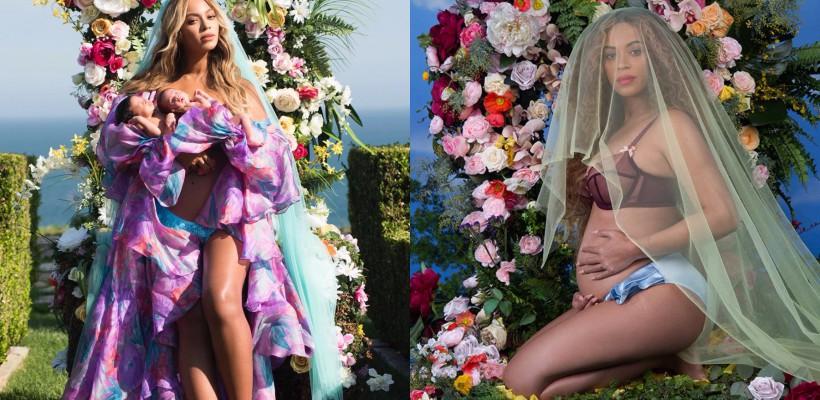 Beyonce, aspru criticată pe Instagram pentru un pahar de vin