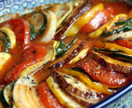 Ratatouille – cea mai delicioasă rețetă de post! Află secretele preparării