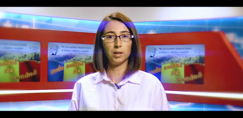 """Mesaj moldovenilor independenți din Hronicul lui Cantemir, citit de Irina Ghelbur: """"Noi, moldovenii, la fel ne spunem români…"""""""