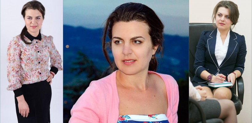 """A tratat sufletele a zeci și sute de moldoveni. Irina Novac: """"Pentru a simți că ai fost la psiholog, sunt necesare minim 10-15 ședințe"""""""