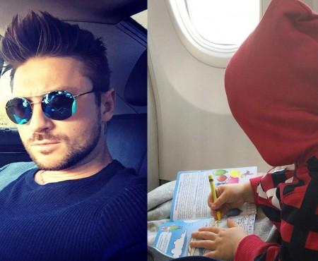 """Sergey Lazarev, în premieră despre taina legată de fiul său: """"Vreau să îmi apăr copilul!"""""""