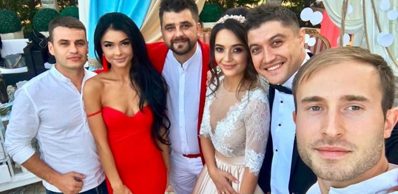Tatiana și Anatol Melnic sunt astăzi nași de cununie! Cum și-au asortat ținutele