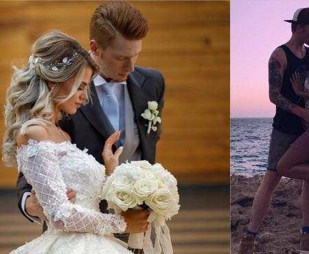 După o nuntă ca-n basme, nepotul Allei Pugaciova savurează luna de miere (Foto )