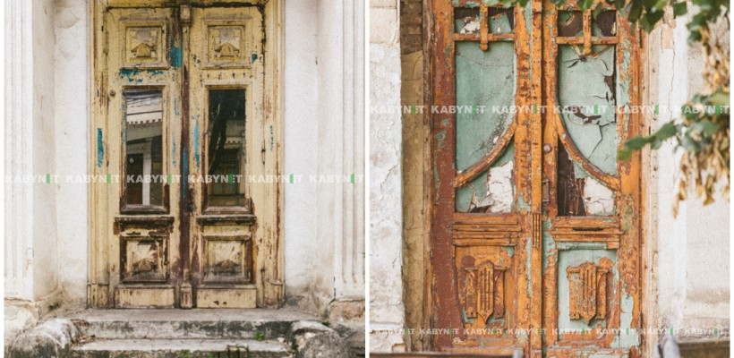 18 fotografii cu cele mai vechi uși din Chișinău. Oare ce povești ascund?