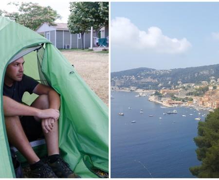 Un tânăr originar din Chișinău a făcut 2500 km cu bicicleta până la Barcelona