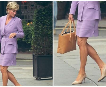Prințesa Diana a introdus moda picioarelor goale și a pantofilor nude – preferații lui Kate Middleton