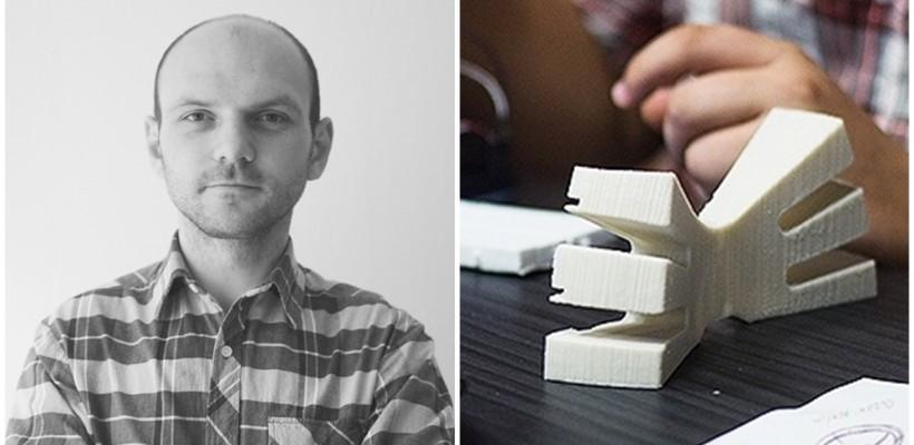 """Designerul moldovean Mihai Stamati a inventat un dispozitiv care descurajează statul """"cu nasul în telefon"""" la întâlnirile cu prietenii"""