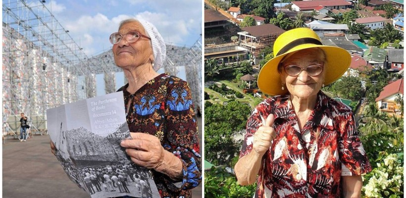 O bunicuță de 90 ani din Siberia este vedetă pe Instagram grație călătoriilor ei prin lume