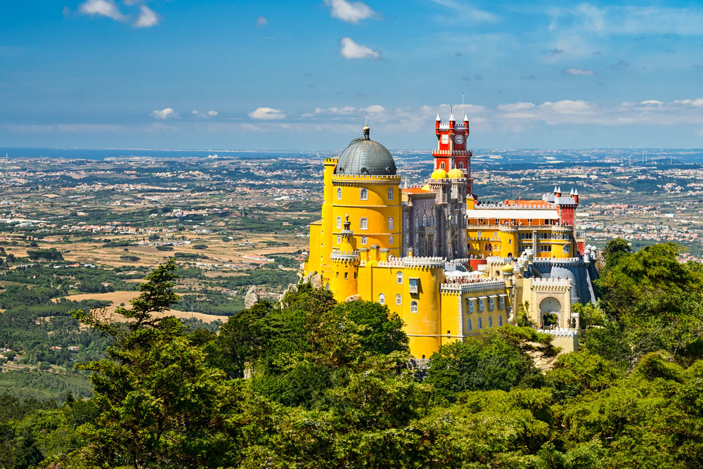 Portugalia, Marele Tour