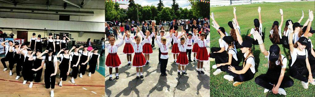 """Visul său a devenit realitate atunci când și-a deschis propriul studiou de dans! Olga Stegărescu, despre """"Triangle Dance Studio"""""""