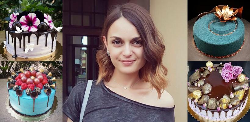 """Tania Perju – tânăra din Ialoveni, care îndulcește italienii cu deserturi irezistibile! """"Toate sacrificiile sunt răsplătite într-o zi!"""""""