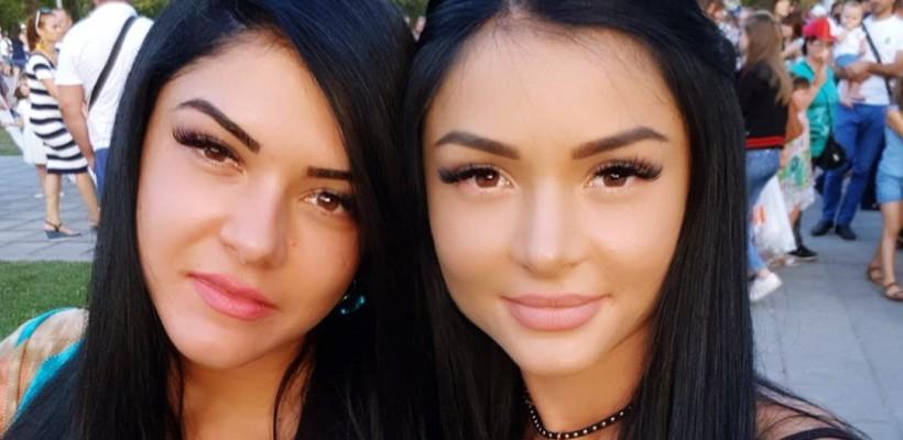 Tatiana Melnic, mândră de Daniela – sora mai mică! Tinerele seamănă mult între ele (FOTO)