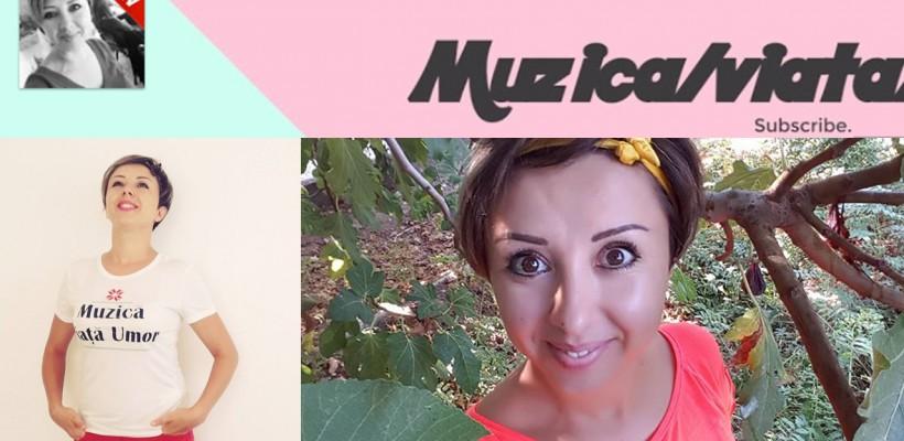 """Vloggerița Victoria Tunç cere ajutor! """"Am descoperit că filmulețele mele sunt folosite de un canal fals de Youtube"""""""