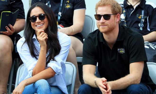 Prințul Harry și Meghan Markle nu se mai ascund de ochii lumii. Vezi prima lor apariție publică