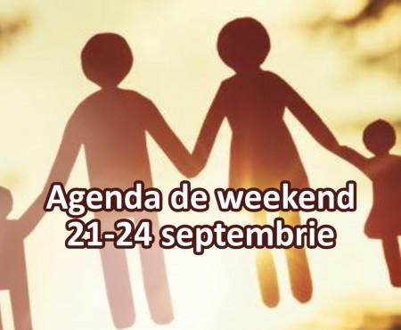 Fashion, cultură și mult sport – iată ce ne oferă acest weekend! Vezi agenda pentru 21-24 septembrie (Videografic)